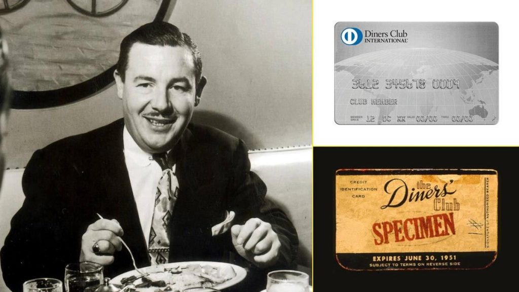 Curiosidades sobre tarjetas de credito Frank McNamara