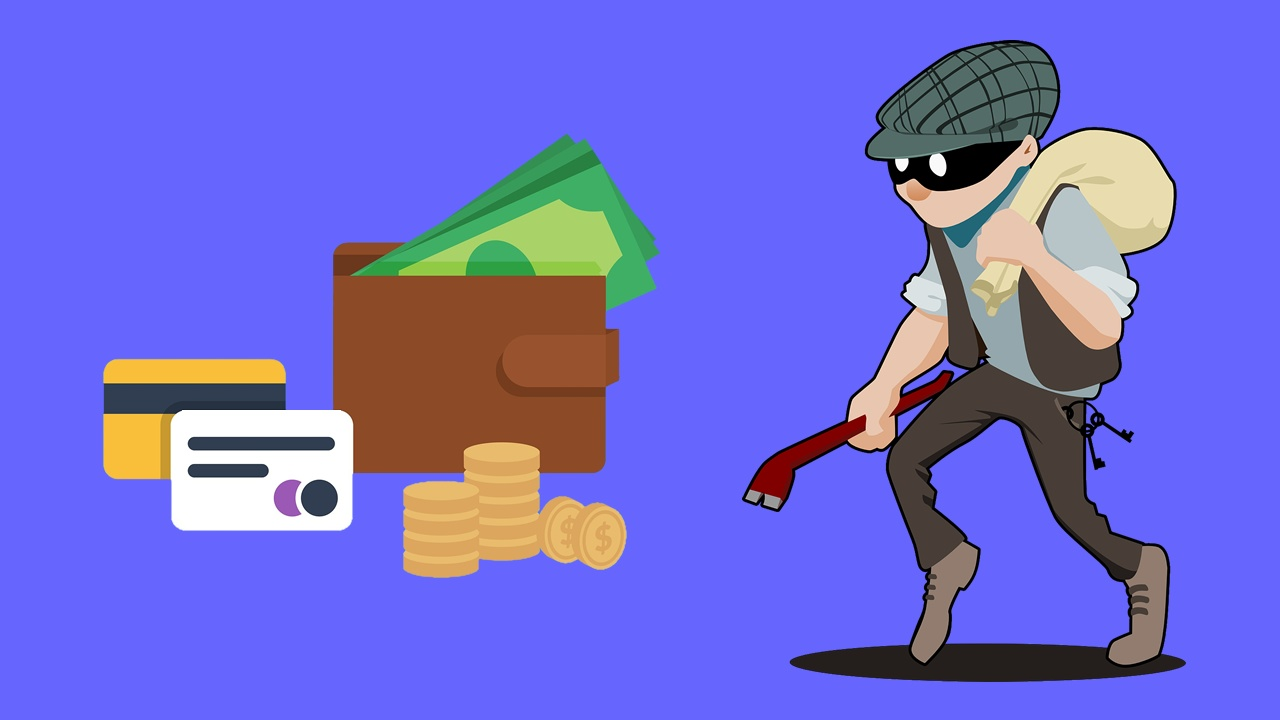 como cancelar una tarjeta de credito robada
