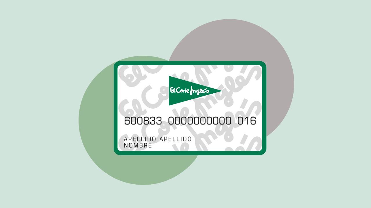 23d6d3f9691 Contenidos  ocultar . 1 Características de la tarjeta de compra de El Corte  Inglés ...