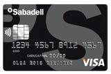 Tarjeta Visa Sabadell