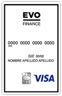 Visa EVO Finance