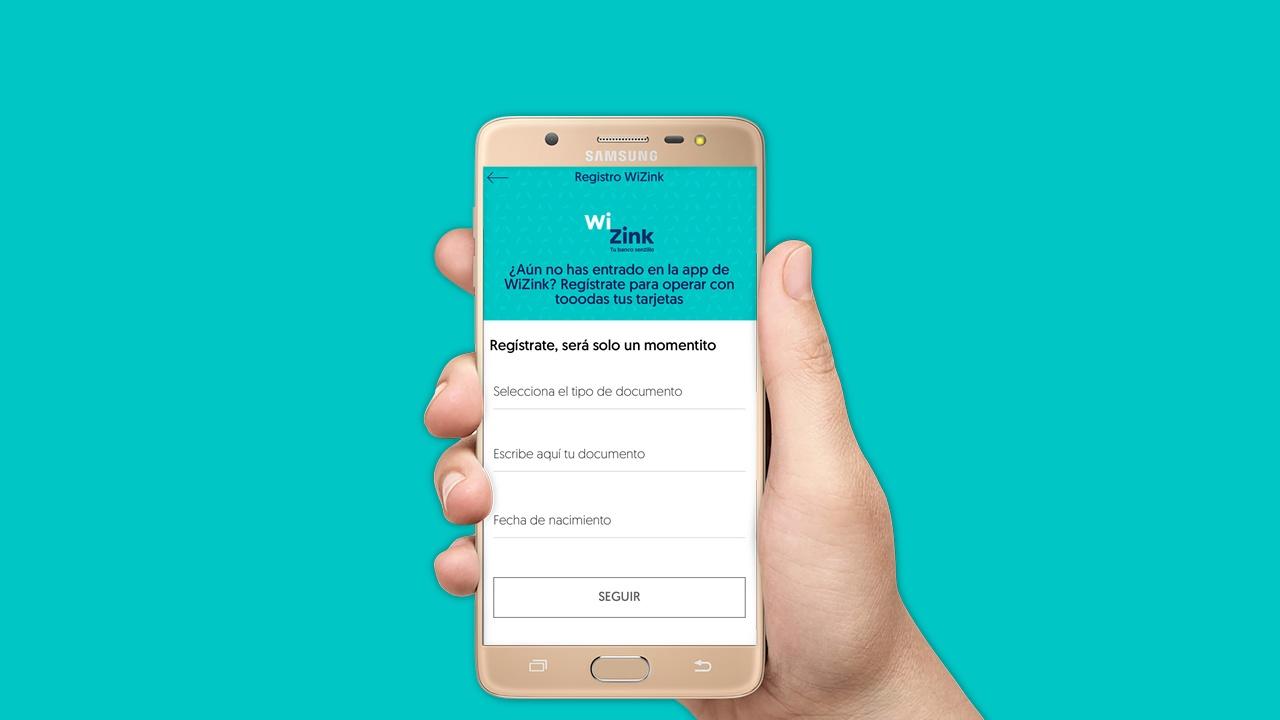 activar tarjeta wizink con app