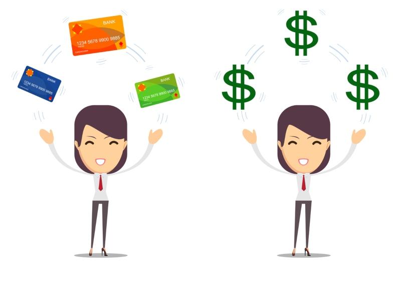Tarjetas de credito de facil aprobacion