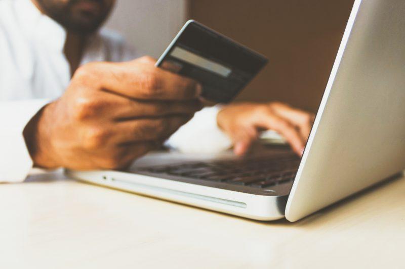 tarjetas para comprar online