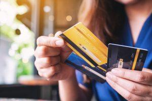 Como usar una tarjeta de credito