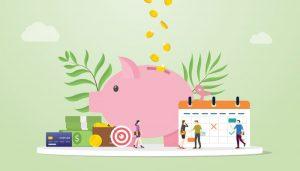 Como ahorrar dinero en un mes