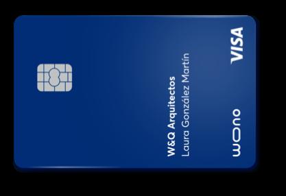 Mejores tarjetas de crédito: Wono de Santander