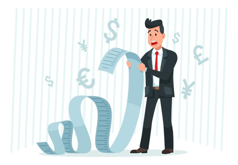 gastos mensuales