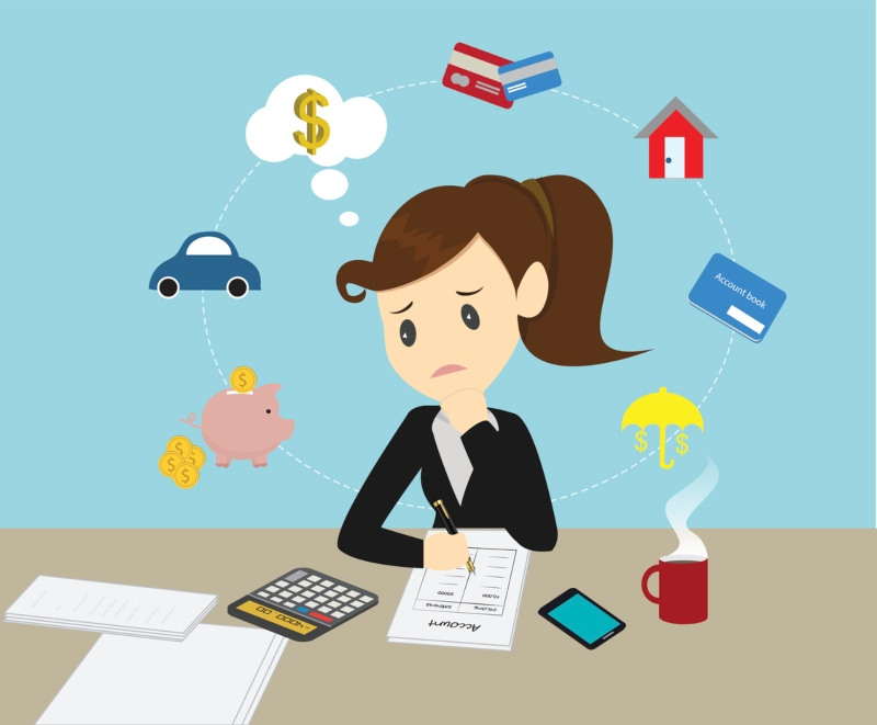 como administrar el dinero